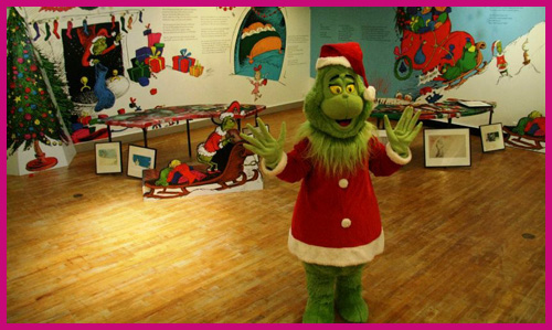 Grinch Workshop
