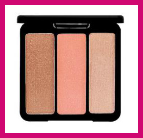 Eve Pearl Bronzing Highlighter Trio