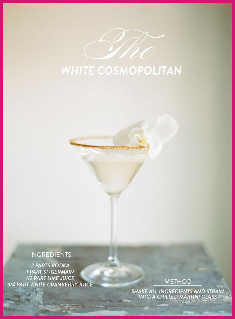 White Cosmo
