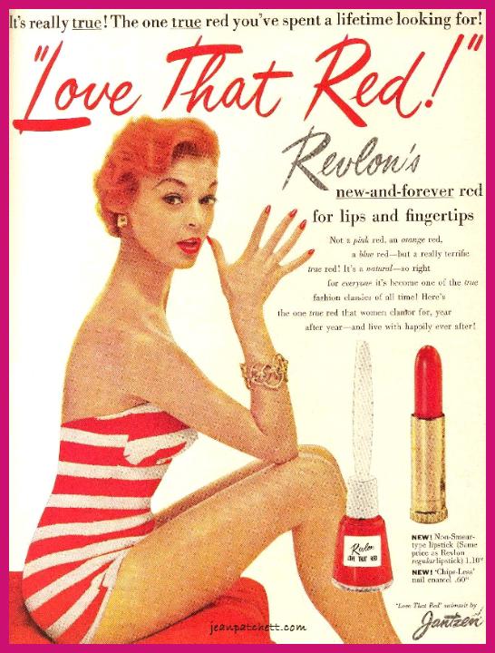 1950's Revlon