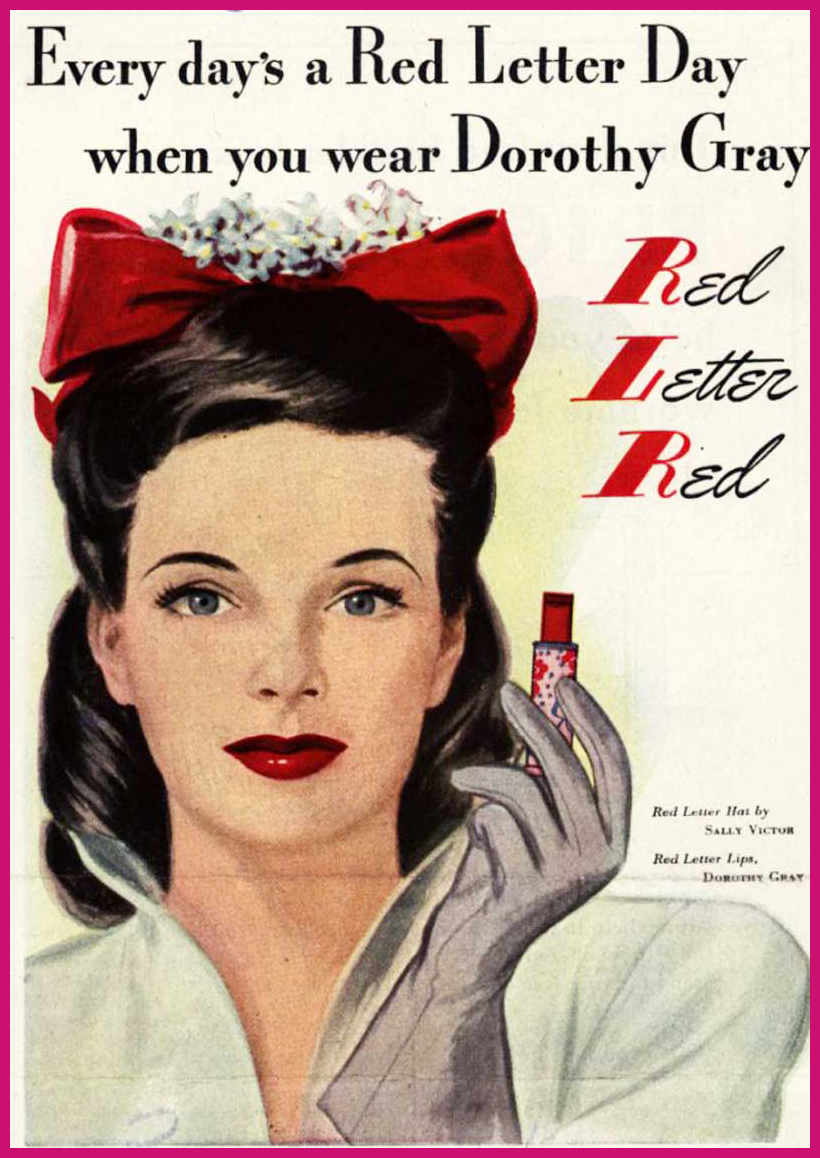 Dorothy-Gray-red-lipstick-1940s