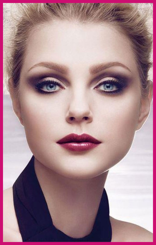 Deep-Fall-Make-Up-Trends-Looks-Ideas-For-Girls-2013-2014-5