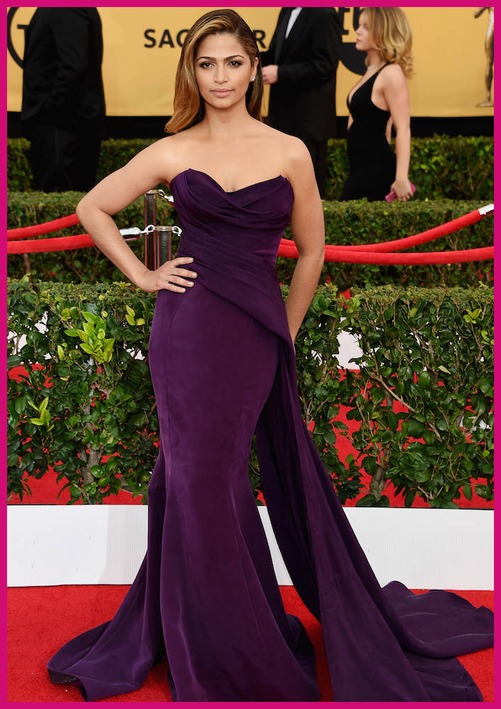 Camila Alves 2015 SAG Awards