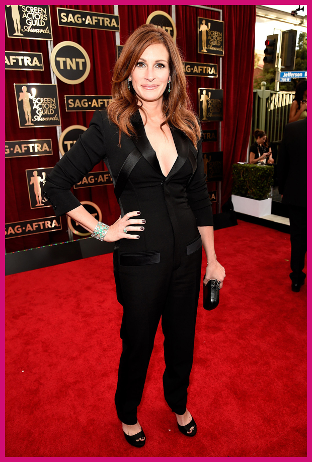 Julia Roberts 2015 SAG Awards