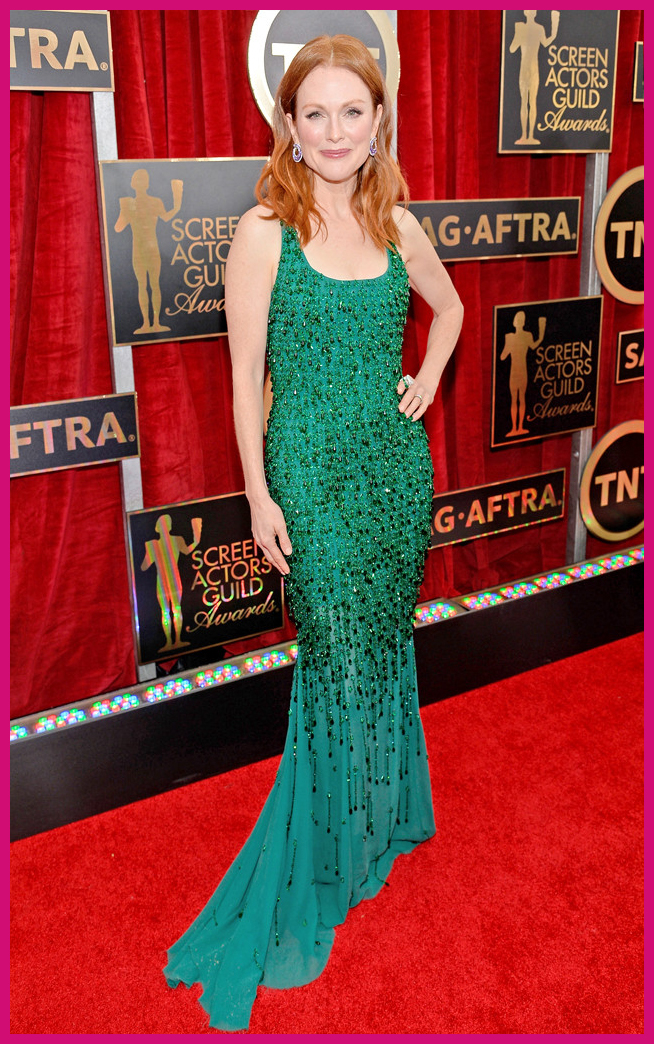 Julianne Moore 2015 SAG Awards