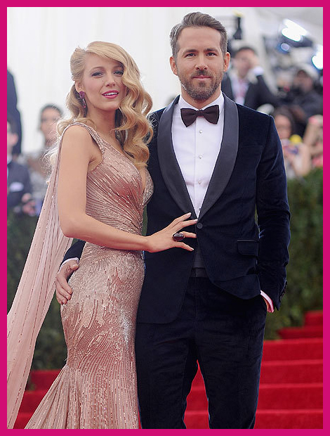 Top Celebrity Couples: Ryan Reynolds Blake Lively