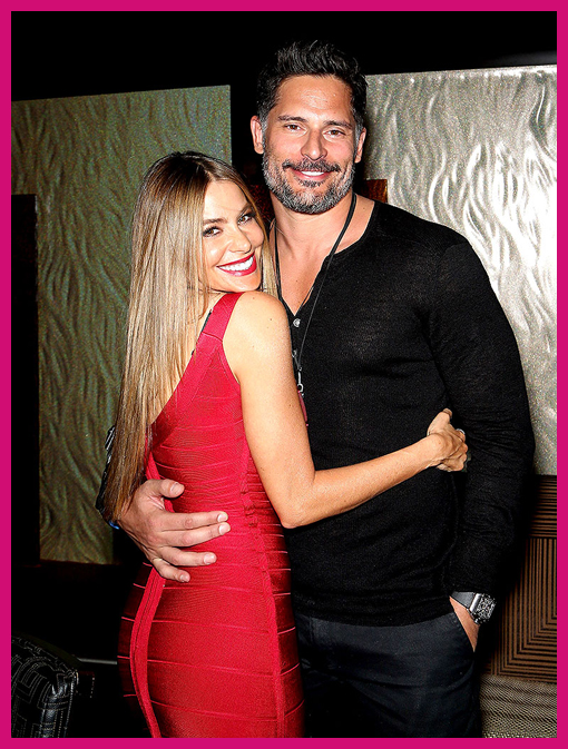 Top Celebrity Couples Sofia Vergara Joe Manganiello