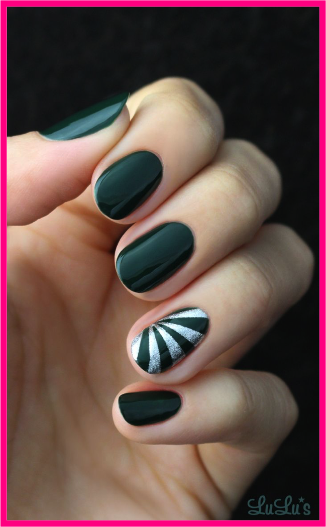 CHIC St Patricks Day: Nails 2