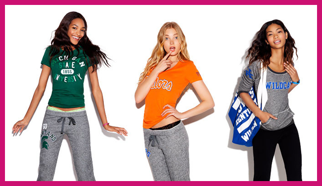 Victoria's Secret PINK Collegiate