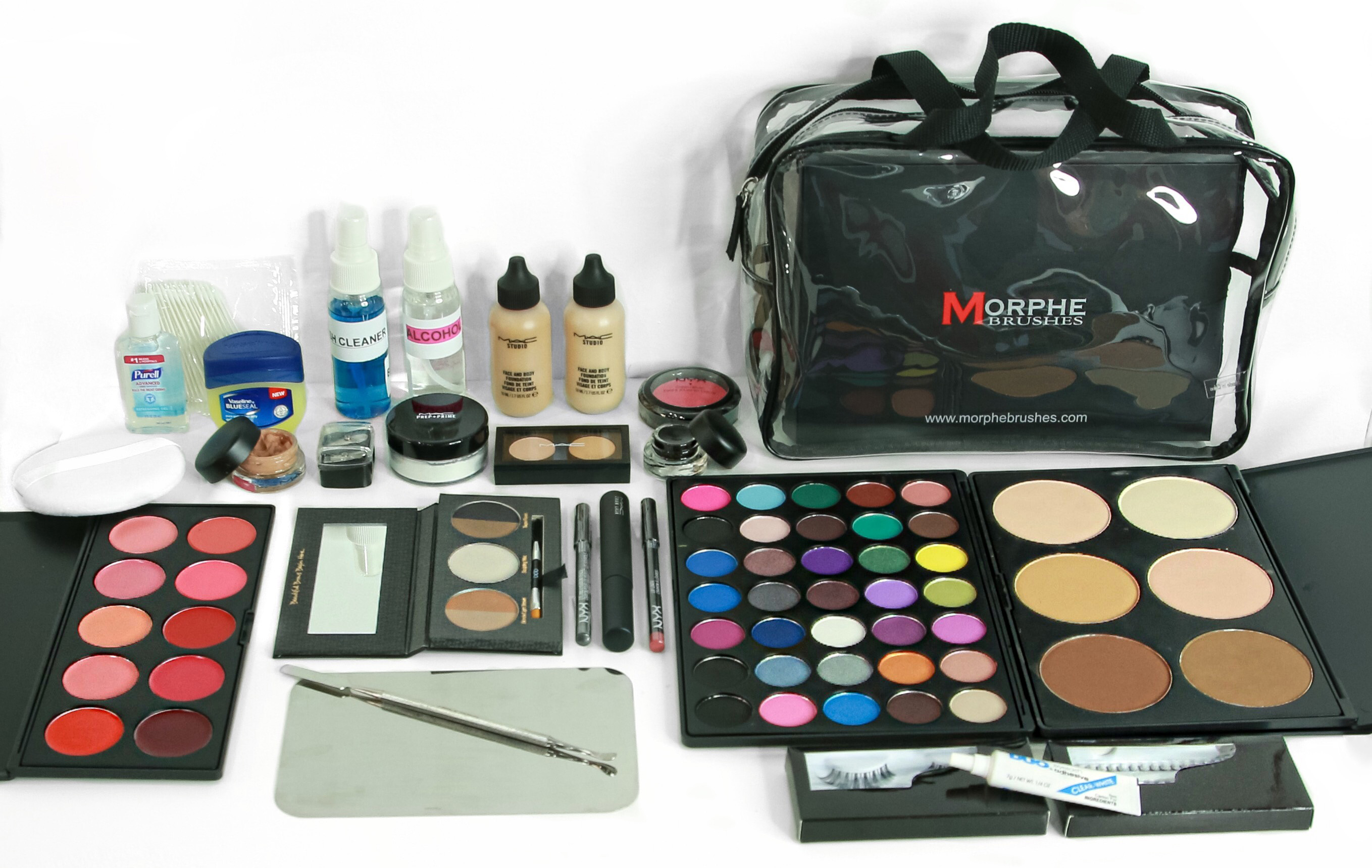 Professional Makeup » Mac Professional Makeup Kits ...