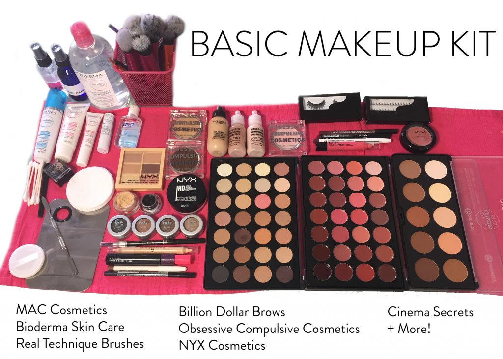 Included In Makeup Course | CHICSTUDIOS NYC